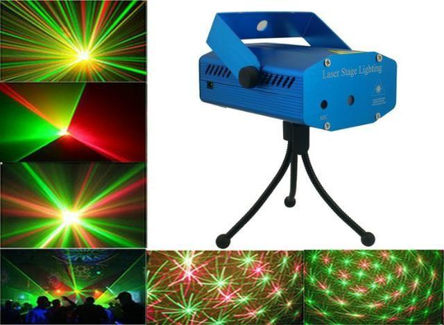Mini Projetor Laser Holografico Efeitos Especiais 3d Festa - Foto 5