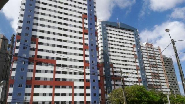 Ed. Cruzeiro do Sul, Nascente, 6o. Andar, 3 Qtos, 65m2, 1 Vaga, Academia e Quadra