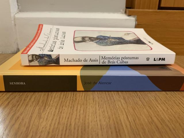 Livros para escola / vestibular