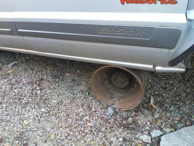 Sucata Ecosport Freestyle 1.6 2012 - Motor Câmbio Peças Acessórios - CDV Credenciado - Foto 10