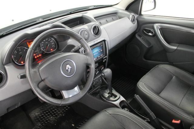 Renault Duster 2.0 16V Dynamique (Flex)(Aut) 2013+Bancos em Couro - Foto 4