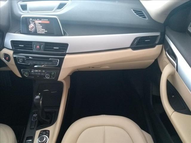 BMW X1 2.0 16V TURBO ACTIVEFLEX SDRIVE20I 4P AUTOMÁTICO - Foto 6