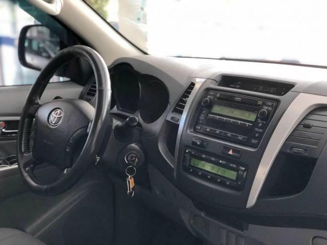 Toyota Hilux CD 4X4 SRV - Foto 13