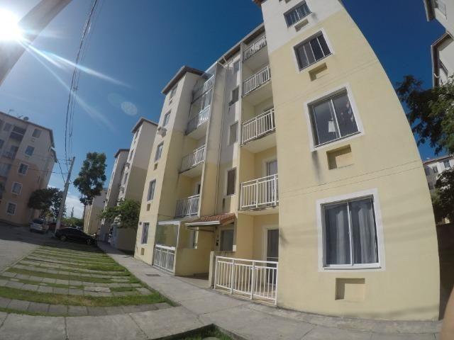 F - Apartamento 2 Qts térreo com Varanda / Praia da Baleia 117 mil