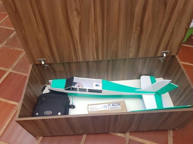 Aeromodelo eletrico - Foto 2