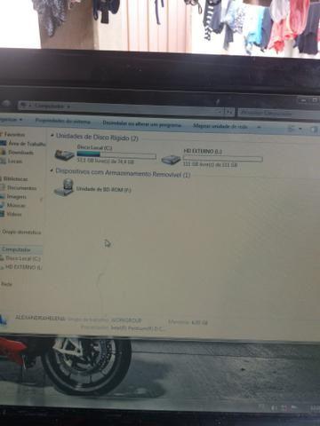 Kit pc Pentium D 4gb Ram + Notebook Leia A Descrição.!!! - Foto 3
