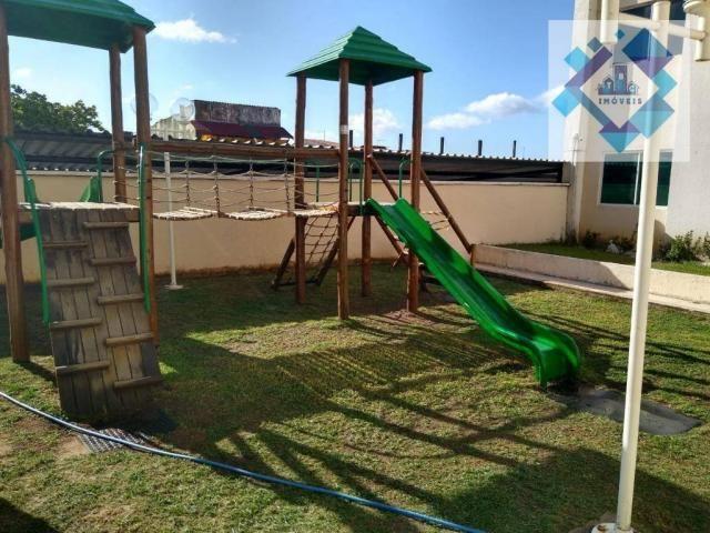 Apartamento com 3 dormitórios à venda, 63 m² por R$ 260.000 - Parangaba - Fortaleza/CE