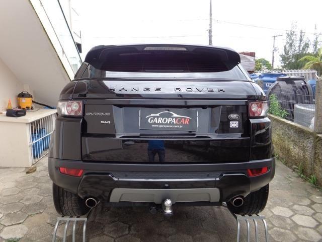 Land Rover - Evoque Pure 2.0 SI4 Top de Linha - 2012 - Foto 5