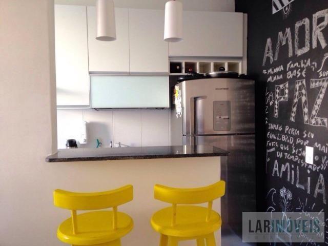 Apartamento 02 quartos em Colina de Laranjeiras - Armários em todos os ambientes! - Foto 8
