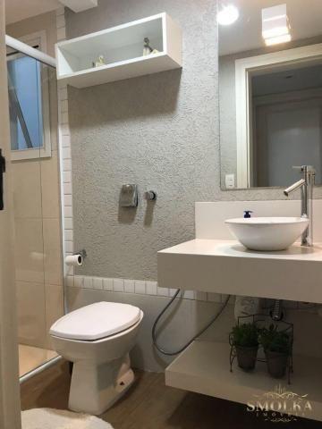 Apartamento à venda com 2 dormitórios em Jurerê, Florianópolis cod:9437 - Foto 20