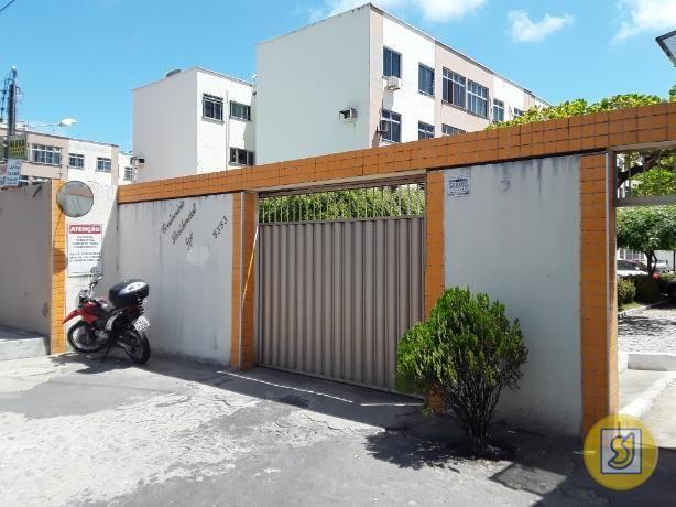 Apartamento para alugar com 3 dormitórios em Alagadiço novo, Fortaleza cod:14581 - Foto 2