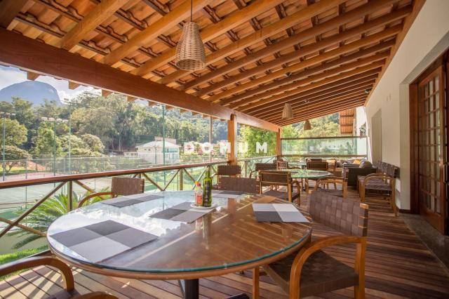 Terreno à venda, 826 m² - parque do imbui - teresópolis/rj - Foto 8