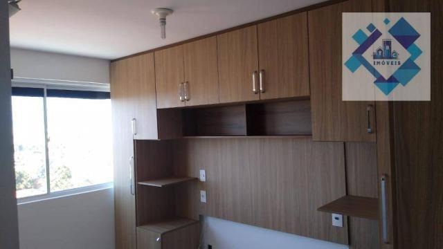 Apartamento com 3 dormitórios à venda, 63 m² por R$ 260.000 - Parangaba - Fortaleza/CE - Foto 6
