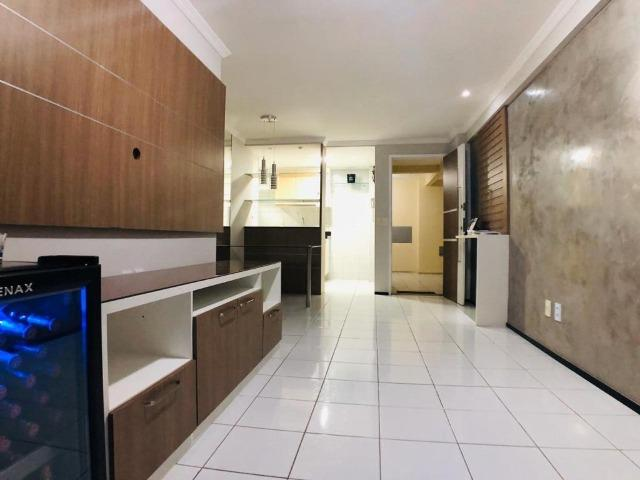 Apartamento no Bairro Damas com 67m, 3 quartos e todo projetado - Foto 15