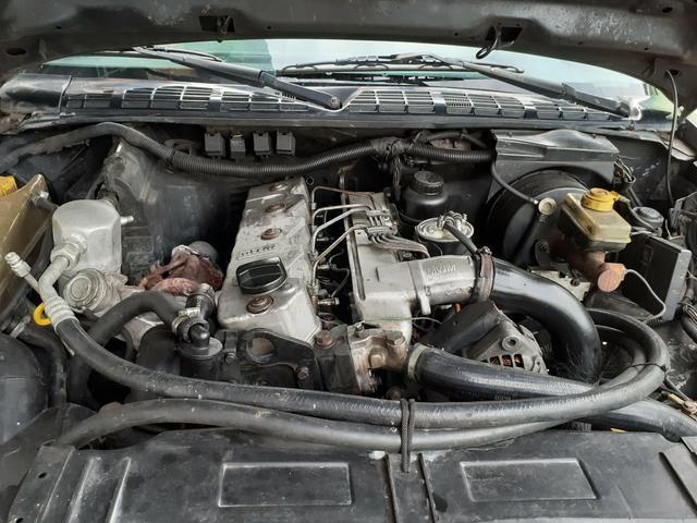 Vendo uma S10 motor MWM - Foto 8