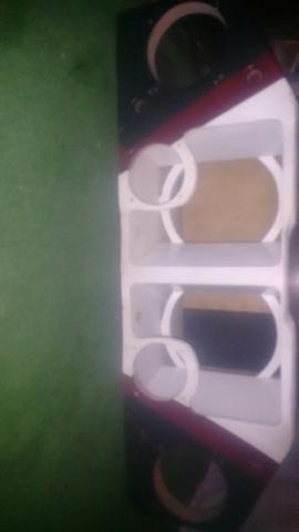 135 reais caixote para bocas de 10 polegadas duas corneta e dois **zap 996 83 60 83 - Foto 4