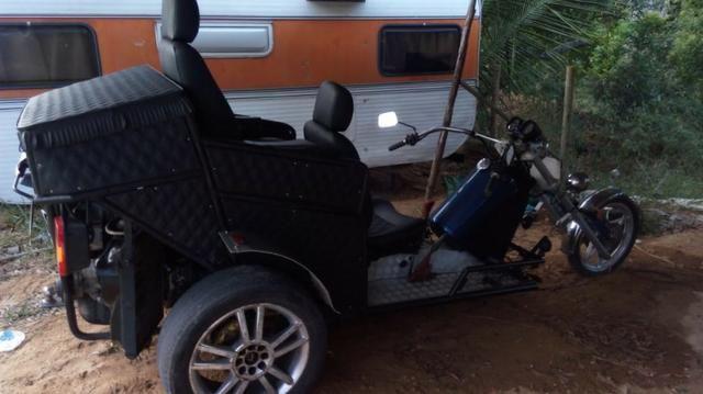 Vendo triciclo - Foto 2