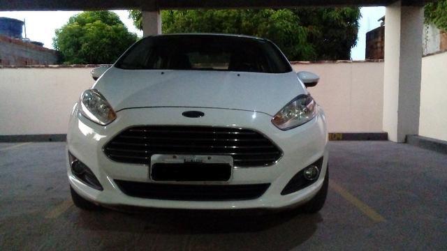 Ford New Fiesta titanium - automático - sedan powershift - 1.6 - Foto 5