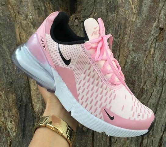 Tenis nike air max 270 rosa - Roupas e calçados - Boqueirão ... 48531dd11d1cb