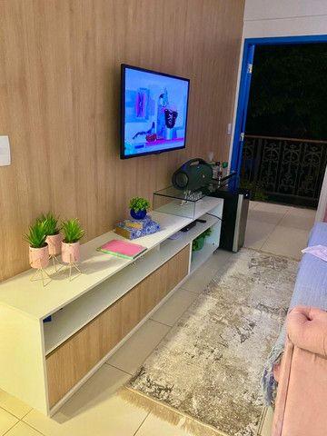 Apartamento novo e mobiliado no centro de Guaramiranga - Foto 6