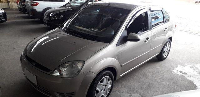 Fiesta Sedan 1.6 Flex 2006 - Foto 2