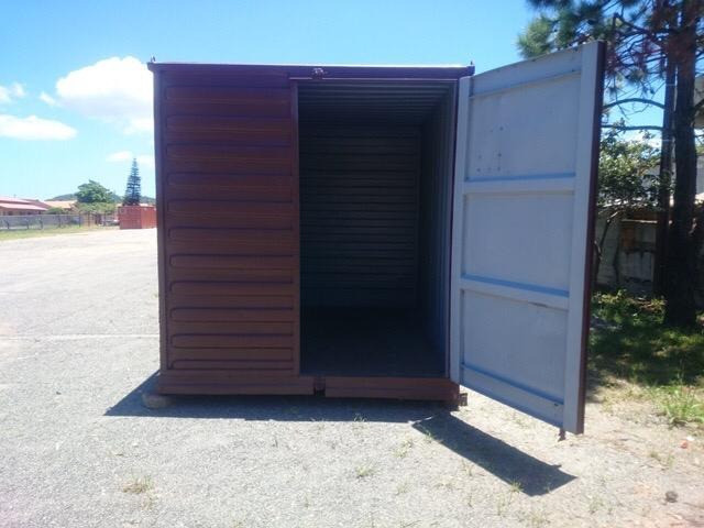 Container 10 pés BaBy 4,400,00
