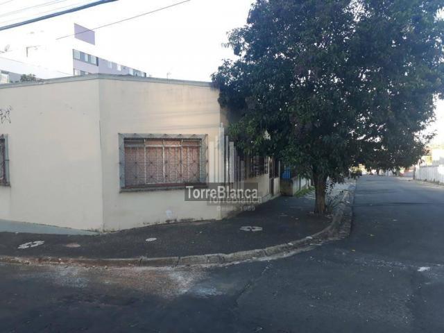 Casa com 3 dormitórios à venda, 106 m² por R$ 600.000,00 - Centro - Ponta Grossa/PR - Foto 4