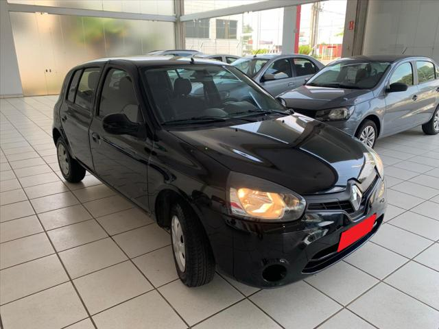 RENAULT CLIO 1.0 EXPRESSION 16V FLEX 4P MANUAL - Foto 3