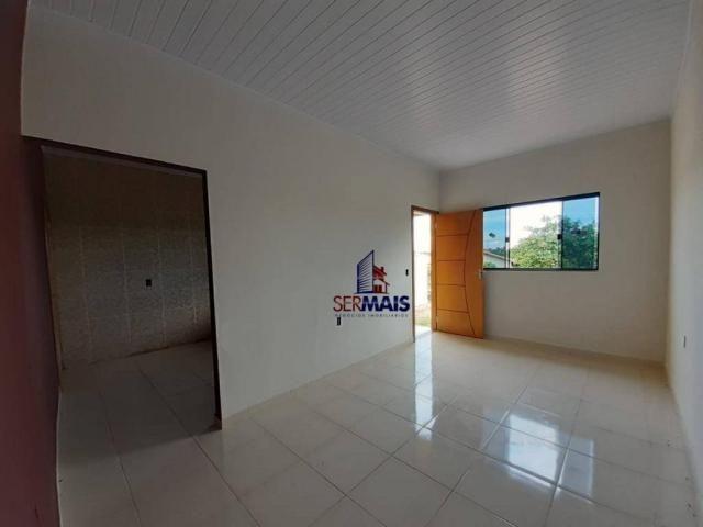 Casa à venda por R$ 125.000 - Copas Verdes - Ji-Paraná/RO - Foto 3