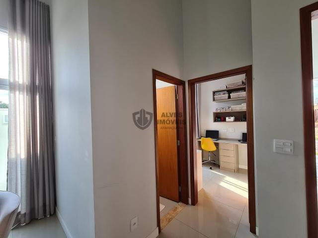 Casa de condomínio à venda com 3 dormitórios em Condomínio buona vita, Araraquara cod:A230 - Foto 6
