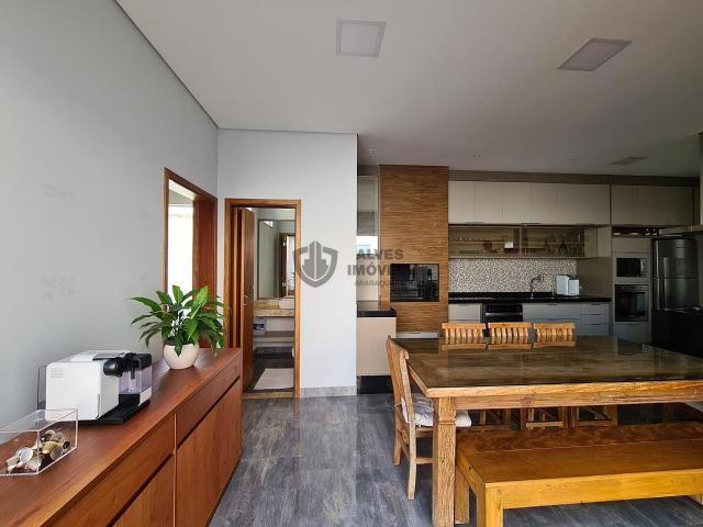 Casa de condomínio à venda com 3 dormitórios em Condomínio buona vita, Araraquara cod:A230 - Foto 13