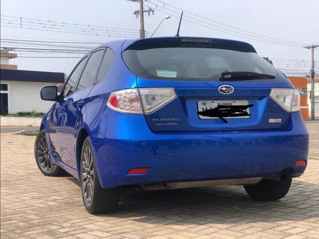 Subaru Impreza WR Blue- exclusivo - Foto 5