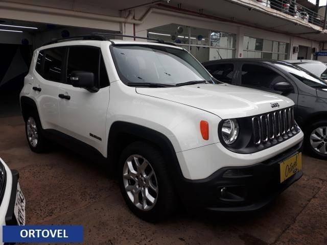 Jeep Renegade Sport 1 8 4x2 Flex 16v Aut 2018 767960908 Olx