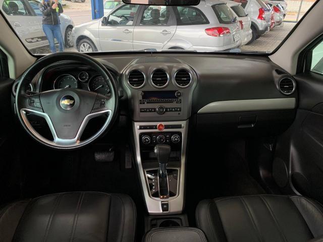 CAPTIVA 2011/2012 2.4 SFI ECOTEC FWD 16V GASOLINA 4P AUTOMÁTICO - Foto 7