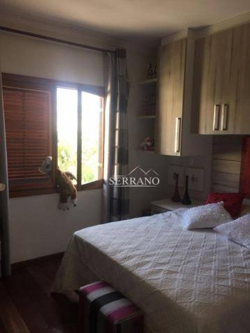 Casa com 4 dormitórios à venda, 390 m² por R$ 1.700.000,00 - Condomínio Villagio Capriccio - Foto 12