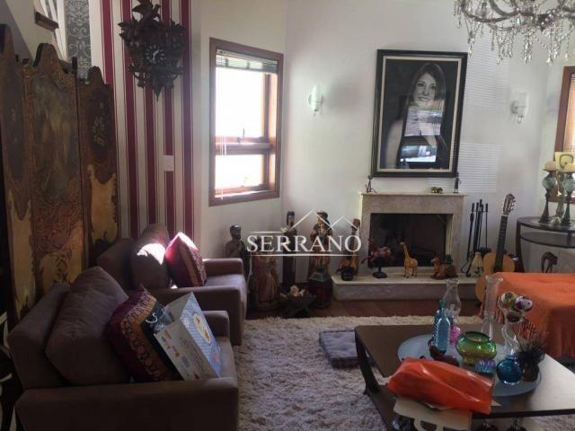 Casa com 4 dormitórios à venda, 390 m² por R$ 1.700.000,00 - Condomínio Villagio Capriccio - Foto 2