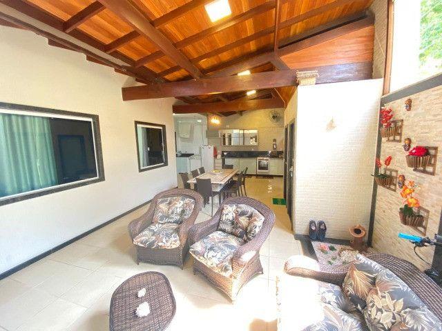 Linda Casa Linear 3qts c/suite em Morada de Laranjeiras - Foto 12