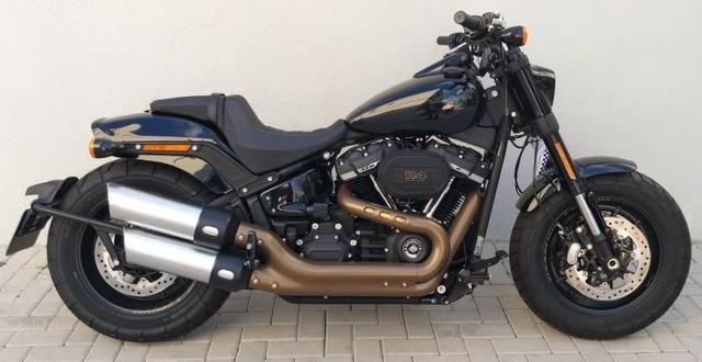 Harley Davidson Fat Bob 114 - Foto 4
