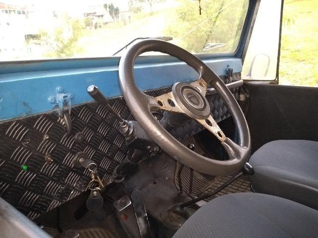 Trovão Azul Terrestre Jeep Willys CJ5 - Foto 2