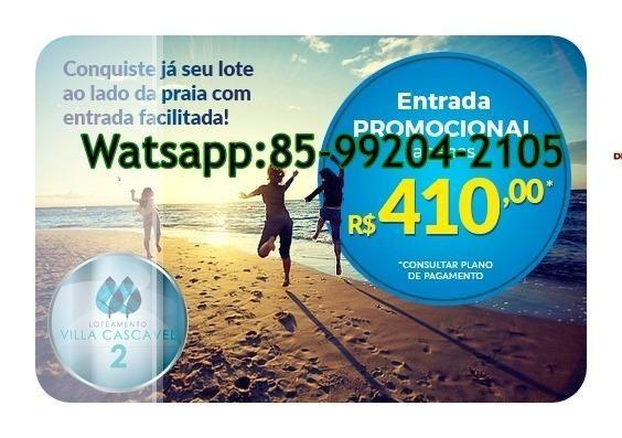 Loteamento em Cascavel pertinho das praias com parcelas a partir de R$ 137,00 - Foto 3