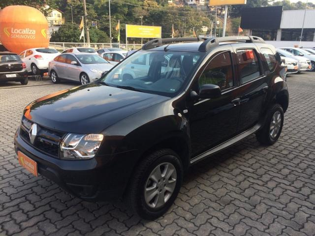DUSTER 2018/2019 1.6 16V SCE FLEX EXPRESSION X-TRONIC