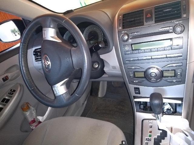 Vendo Corolla GLI 1.8 Automático - Foto 5
