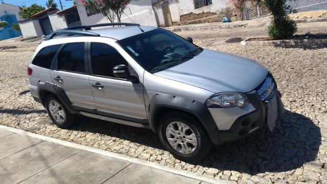Fiat Palio Weekend versão adventure Ano 2011/2012 A mais top toda revisada!!! - Foto 3