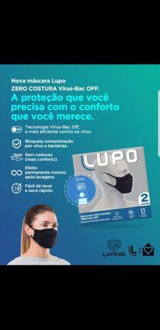 Máscara Lupo (Kit com 2 unidades) - Foto 2