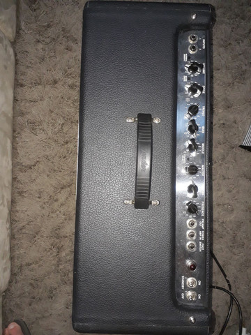 Amplificador fender hot rod USA - Foto 3