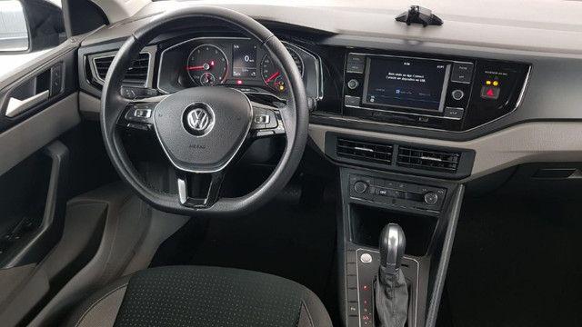 Virtus 1.0 TSI Turbo Comfortline Automático - Unico dono - muito economico - Foto 4