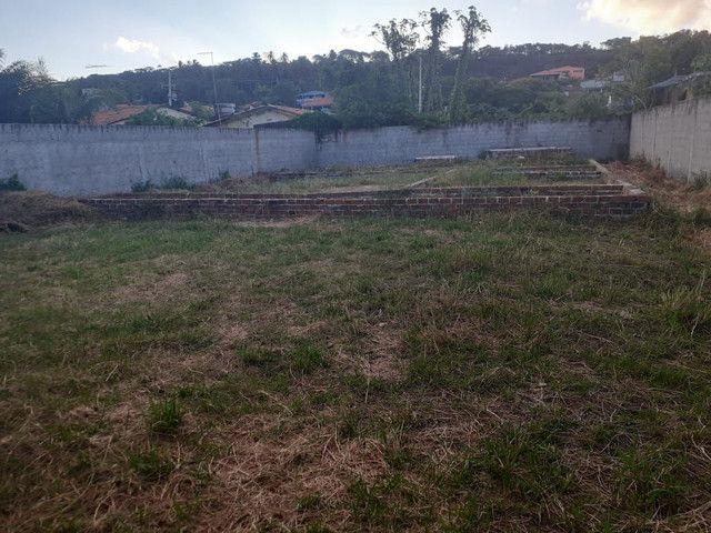 Lote 15x30 com base e radier feito, escriturado no forte Orange, Itamaracá  - Foto 6