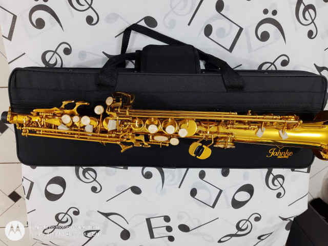 Saxofone soprano - Foto 5