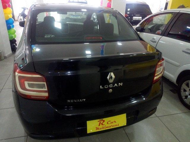 Renault Logan 1.0 comp + Gnv ent 48 x 798,00 informações * Gilson - Foto 5