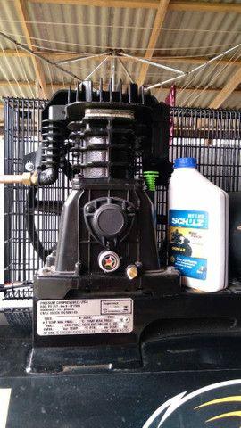 Compressor 200L - Foto 2